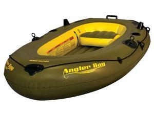 AIRHEAD ANGLER BAY Inflatable Boat 3 Person - DSD538599
