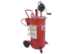 25-gallon Fuel Caddy w/ 2-way Filter System