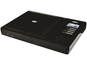 New Naxa Nd842 Slim Portable Dvd Player With Ac / Dc Function