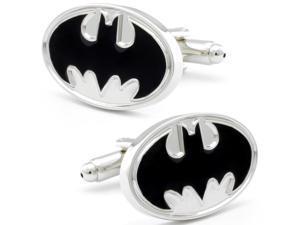 Dark Knight Caped Superhero Cufflinks