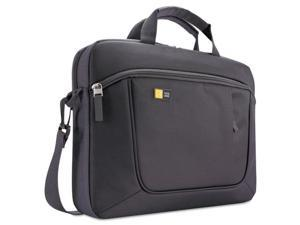 Case for 15.6 Laptop and Tablet, Dark Gray, 16-1/2 x 3-1/5 x 12-4/5, P