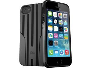 iSkin Exo iPhone 5/5S Black/Carbon
