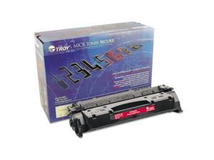 Troy 02-81551-001 CF-280X MICR High-Yield Toner Secure, 6800 Page-Yield Black
