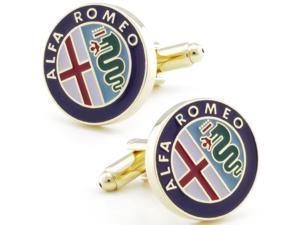 Alfa Romeo Car Cufflinks