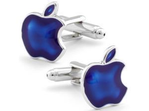 Blue Apple Cufflinks