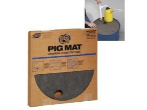 PIG Universal Light-Weight Absorbent Drum-Top Pad (20 Pads per Box)