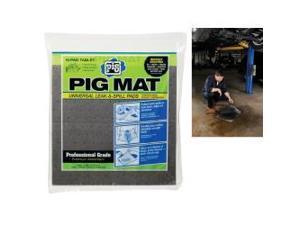 "PIG Universal Lt-Wt Ab Mat Tablet - 14"" x 14.25"""