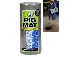 "PIG Universal Light-Weight Absorbent Mat Roll - 15"" x 50' (60 Pads per Roll)"
