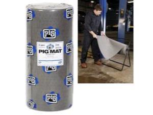 "PIG Universal Medium-Weight Absorbent Mat Roll - 30"" x 150' (180 Pads per Roll)"