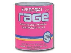 Rage Premium Lightweight Body Filler, Gallon