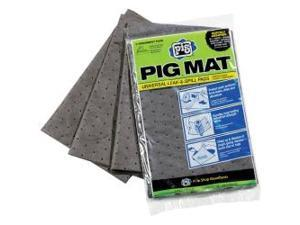 PIG Universal Medium Weight Absorbent Mat Pack (1 Pack of 3)