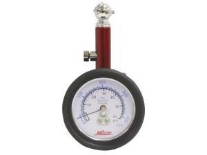 Dial Tire Gauge, 0-60 PSI - 2 lb increments