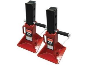 1522 22 Ton Pin Type Jack Stands (Pair)