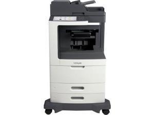 Lexmark MX810DFE (24T0037) Up to 55 ppm 1200 x 1200 dpi USB/Ethernet Duplex Monochrome Laser Multifunction Printer