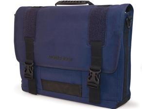 ECO-FRIENDLY CANVAS MESSENGER / NAVY 17.