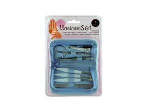 Manicure Set with Zipper Pouch