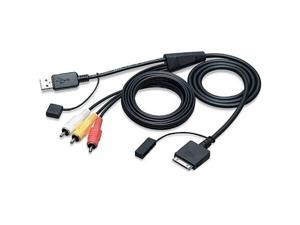 Jvc KS-U30 USB A/V Cable for iPod/iPhone