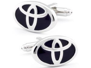 Toyota Car Logo Cufflinks