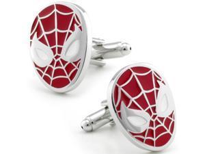 Spiderman Stoic Face Mask Cufflinks