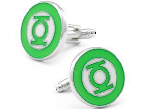 The Green Lantern Symbol Cufflinks