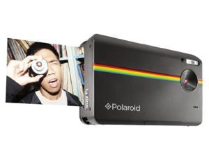 Polaroid Z2300 Digital Instant Print Camera, 10MP, 2x3 ZINK Photo Paper - Black