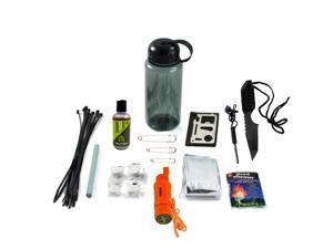 ASR Outdoor 26 Piece Ultimate Survival Kit