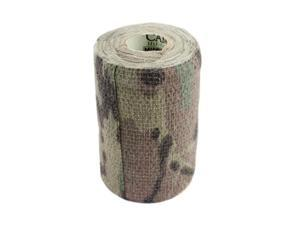 "Mcnett Camo Form Protective Camouflage Wrap, Multicam 4"""