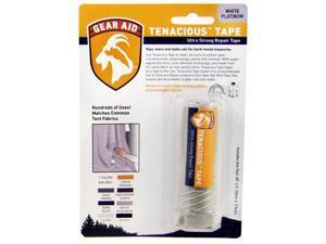 """Tenacious Clean Gear Repair Tape (Platinum 3""""x20"""")"""