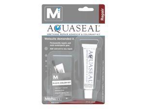 Aquaseal .75oz Black Colorant Kit Gear Repair Adhesive