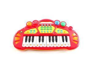 Kids Electronic Musical Keyboard  - Red