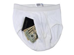 The Stash Safe Wearable Hidden Contents Underwear Travel Security