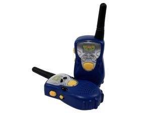 Kids Walkie Talkies Two-Way Radio Set - Blue