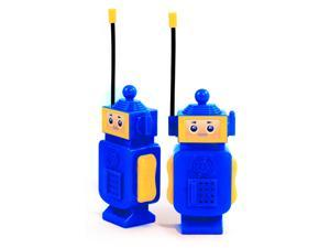 Robot Kids Walkie Talkies Two-Way Radio Set