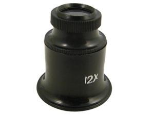 Jewelers Magnifying Glass Loupe with 12x Magnification