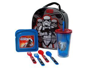 Disney Star Wars Lunch Bundle with 10 Inch Insulated Lunch Box