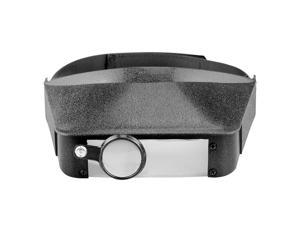 Multi Power Head Magnifying Jewelor's Visor