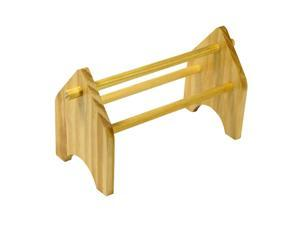 Professional Wooden Plier Rack for Crafting Tools