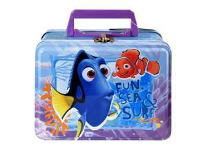 Finding Dory Tin Lunch Box with Handle & Clasp