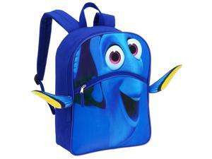 "Disney Pixar Finding Dory Kids Cargo Backpack 16"" - Dory Face"