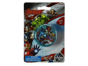 Avengers LED Light Up Yo Yo Kids Toy