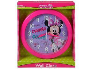 Disney Minnie Mouse 10 inch Wall Clock