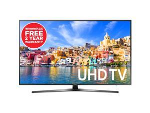 Samsung UN55KU7000FXZA 55-Inch 2160p 4K UHD Smart LED TV - Black (2016)