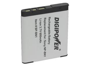 Digipower BP-BN1 Replacement Li-Ion Battery for Sony NP-BN1