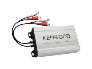 Kenwood Compact 4 Channel Digital Amplifier
