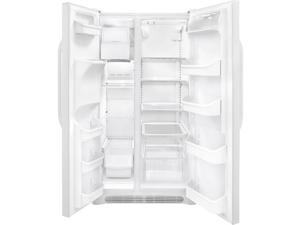 Frigidaire  26.0 Cu. Ft. White Side-by-side Refrigerator