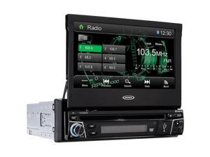 """Jensen 7"""" Multimedia Receiver with Built-In Bluetooth"""