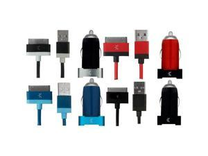 Case Logic 2.1 Amp. iPhone/iPad Dual USB Vehicle Charger - Assorted Colors