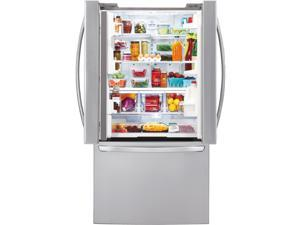 Lg  LFXS29626S:  29  cu.ft.  Ultra-Capacity  3  Door  French  Door  Refrigerator  w/  Dual  Ice  Makers
