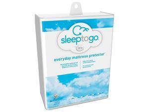 Serta Sleep to Go Everyday Mattress Protector - Twin