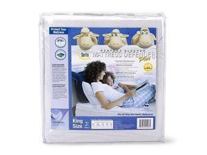 Serta Perfect Sleeper Mattress Defender Plus Waterproof Mattress Cover/Queen